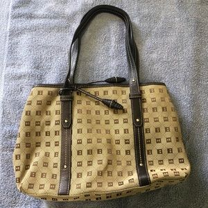 AUTHENTIC BALLY TOTE